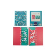 Design By Violet Mexicana Party Note Cards 8 Pack (DBVED-5-8NC)