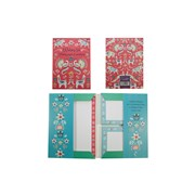 Design By Violet Mexicana Party Writing Set 20 Sheet (DBVED-5-WS)