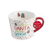 Cooksmart Dear Santa Conical Mug (1596)