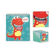 Dino Die Cut Notepad (DIDP)