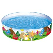 "Bestway 72"" x 15"" Dinosaurs Rigid Paddling Pool (BW55022)"