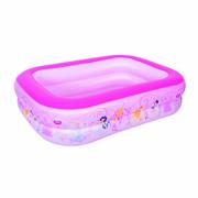 Bestway Disney Princess Rectangular Paddling Pool 269cm