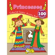 A4 Dress Me Upsticker Book Asst (DMU05-08)