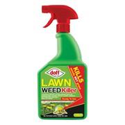 Doff Lawn Spot Weeder 1ltr (LRA00)