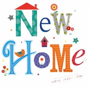 Simon Elvin New Home Card (DP-213)