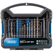 Draper 41pc Drill Bit Set (80980)