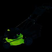 Draper 460mm 139cc Petrol Lawn Mower (66171)
