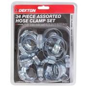 Dekton 34 Piece Ass House Clamp Set (DT30910)