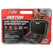 Dekton 13pc Screwdriver Set (DT65255)