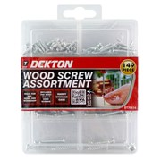 Dekton 149 Pc Self Tapping Screw Kit (DT70514)