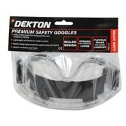 Dekton Premium Safety Goggles (DT70920)