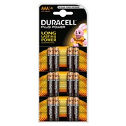 Duracell Plus Aaak4 C&c 4pk (74230)