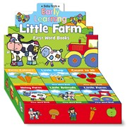 Early Learning Board Books Asst (ELBB13-18)
