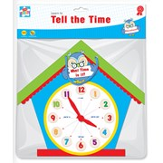 Tell The Time Clock (ECLO/1)