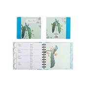 Peacock Address Book (ED143AB)