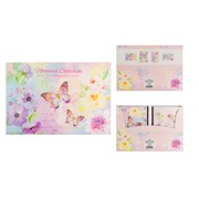 Les Papillons Note Cards 16s (ED14816NC)