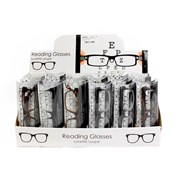 Reading Glasses & Case (EW0004A)