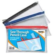 """Exam Pencil Case 8x5"""" (300794)"""