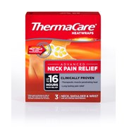 Thermacare Heat Wrap Neck & Shouldr 3s (F00573300624)