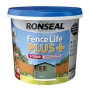 Ronseal Fence Life Plus + Willow 5lt (37626)