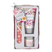 Fabric & Flowers Nail Care Set (FG1823)