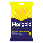 Marigold Kitchen Gloves Large (FH037120)