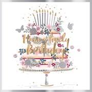 Birthday Cake Card (FIER0005)