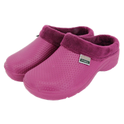 Fleecy Cloggies Raspberry Size 5 (P-TFW6631)