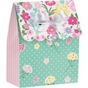 Floral Tea Party Favour Bags 12s (PC340084)