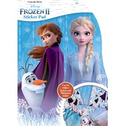 Frozen 2 Shaped Sticker Pad (FNSTP2)