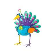 Fountasia Planter-paris The Peacock (68233)