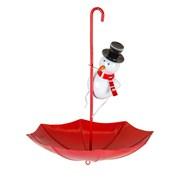 Fountasia Snowman Umbrella Feeder (77367)