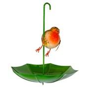 Fountasia Robin Umbrella Bird Feeder (93946)