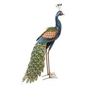 Fountasia Peacock Standing Tall 90cm (97000)