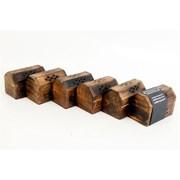 Mango Wood Incense Box 9x6x5 (FR0050)