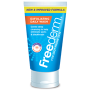 Freederm Exfoliating Face Wash 150ml (500118)
