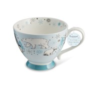 Cooksmart On A Frosty Winter Morning Footed Mug (1559)