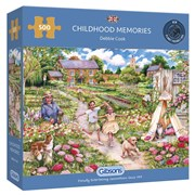 Gibsons childhood memories Puzzle 500pc (G3126)