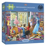 Gibsons The Dressmarks Daughter Puzzle 500xl (G3543)