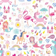 Female Party Time Gift Wrap (G362)