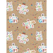 Craft Special Gift Wrap (G365)