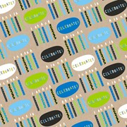 Craft Celebrate Gift Wrap (G419)