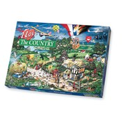 Gibsons I Love The Country Puzzle 1000pc (G576)