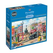Gibsons Piccadilly Puzzle 1000pc (G6256)