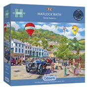 Gibsons Matlock Puzzle 1000pc (G6280)
