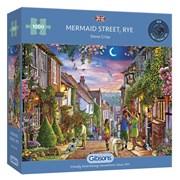 Gibsons Mermaid Street Rye Puzzle 1000pc (G6282)