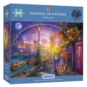 Gibsons Romance On The River Puzzle 1000pc (G6283)