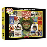 Gibsons Vintage Marmite Puzzle 1000pc (G7105)