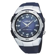 Gents Resin Watch Blu 100m (R2331DX9)