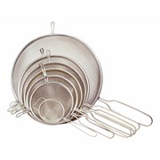 Chef Aid Metal Strainer 20cm (10E00420)